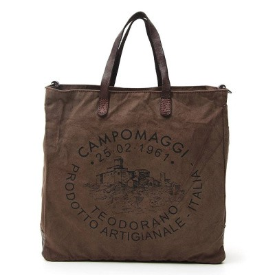 Foto van Campomaggi Shopping bag in Military Green