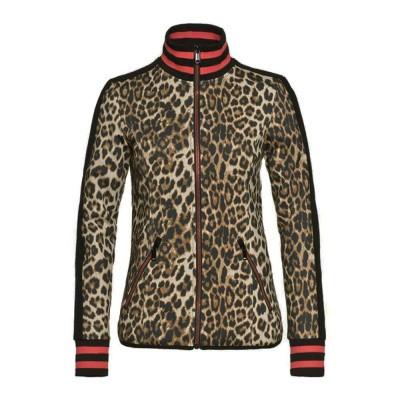 Foto van Goldbergh Leonora Vest Leopard