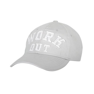 Goldbergh Lido Cap Light Grey Melange