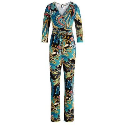 King Louie Cecil Jumpsuit Freak-Out Black