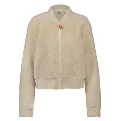 Foto van IEZ! Jacket Thick Fur Off-White