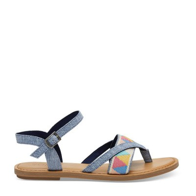 Foto van Toms Lexie Tribal Blue