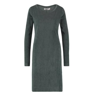 IEZ! Dress Terry Grey