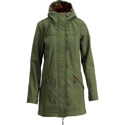 Blutsgeschwister Wild Weather Long Anorak 6