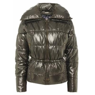 Tessa Koops Coat Quinty Metallica