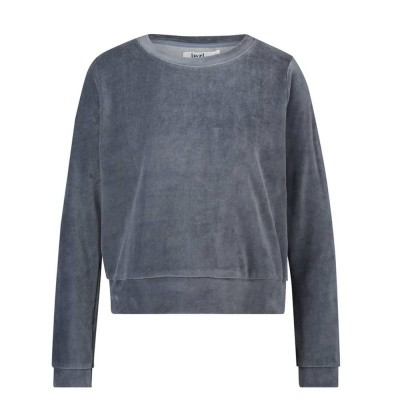 Foto van IEZ! Sweater Velvet Grey