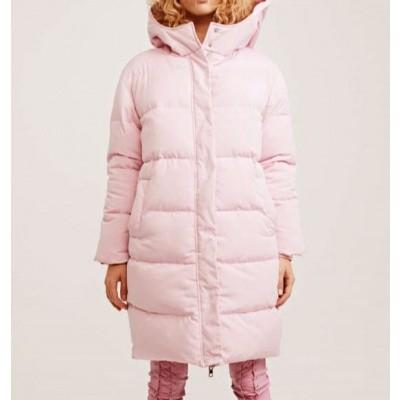 Foto van Zoe Karssen ZK Oversized Hooded Puffer Pink Lady