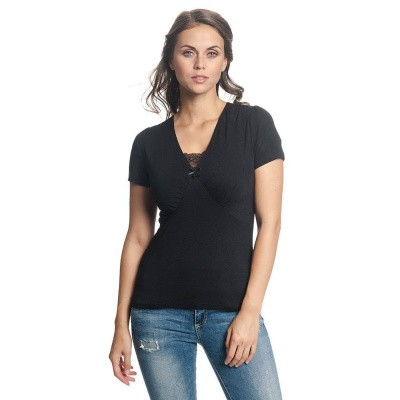 Vive Maria Maria's Shirt Black