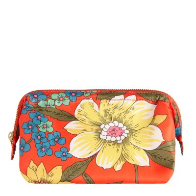 King Louie Make-up Bag Blazing Orange