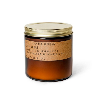 Foto van Candle & Co Amber Moss Large