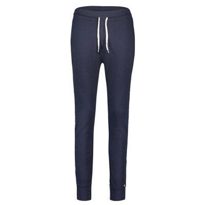 IEZ! Trouser French Knit Dark Blue