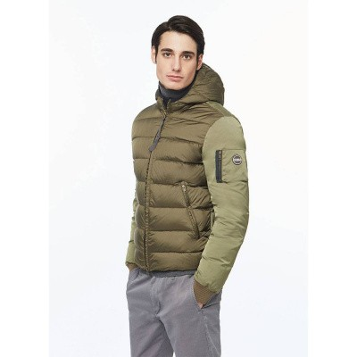 Foto van Colmar Down Jacket System Army Green