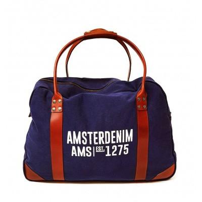 Foto van Amsterdenim Abel Bag Navy Blue