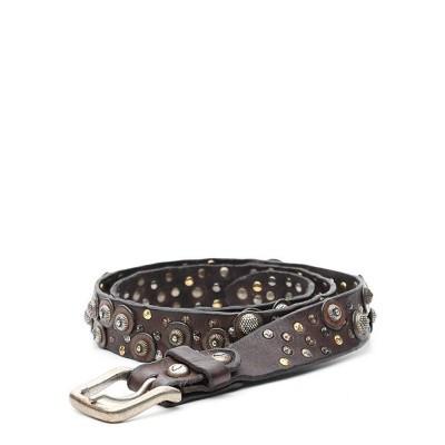 Foto van Campomaggi Belt in Grey leather