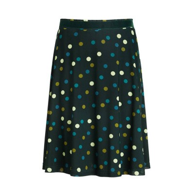 King Louie Roxy Skirt Fettini Sycamore Green