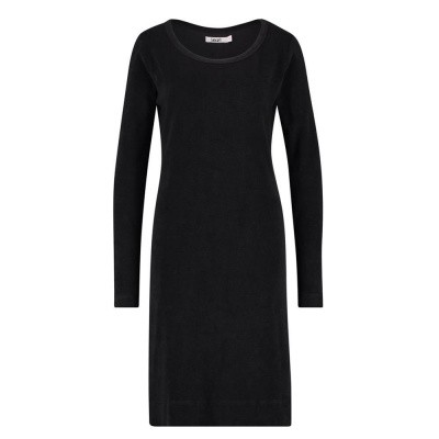 IEZ! Dress Terry Black