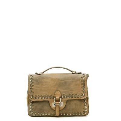 Foto van Campomaggi Shoulder bag in Pearl Grey