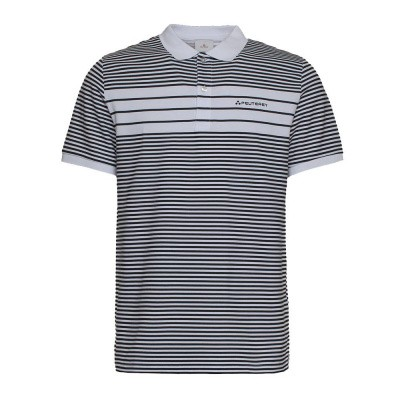 Foto van Peuterey Multi-stripes cotton polo shirt Pillar