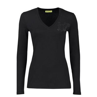 Foto van Versace Jeans T-Shirt Studs Black