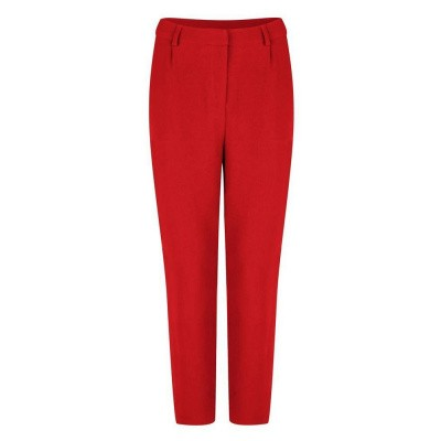 Fabienne Chapot Julia Trousers Scarlet Red