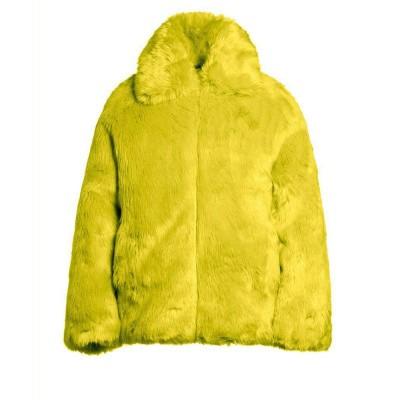 Foto van Goldbergh Orso Jacket Acid Yellow