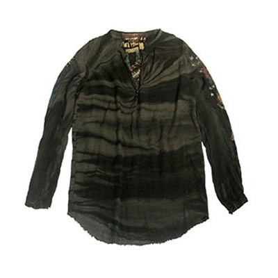 Rude Riders Hollywood L.A. Shirt Burnt Olive