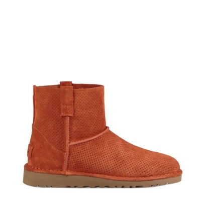 UGG Classic Unlined Mini Fire Opal