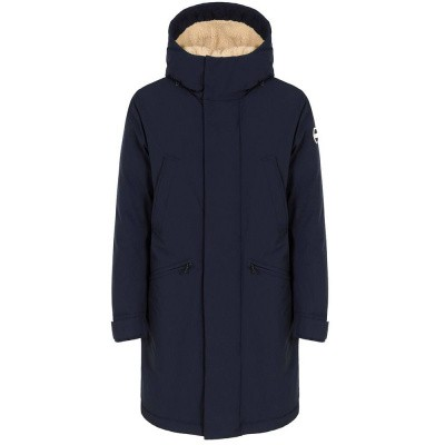 Foto van Colmar Long Down Jacket With Teddy Style Inside