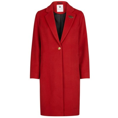 Fabienne Chapot Raisa Jacket Red