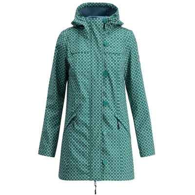Blutsgeschwister Wild Weather Long Anorak Tiny Triangle