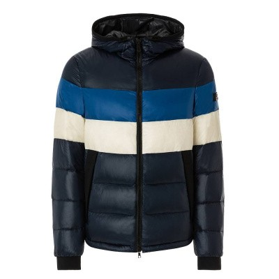 Foto van Peuterey Honova Block Ripstop Nylon Down Jacket