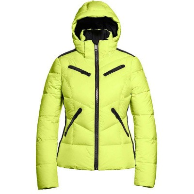 Goldbergh Alicia Jacket Soft Neon Yellow