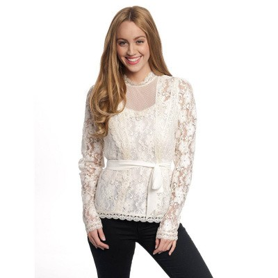 Vive Maria Dandy In Love Blouse Offwhite