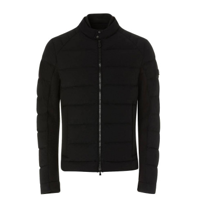 Foto van Peuterey Zulu AG Bmat Nylon And Jersey Down Jacket