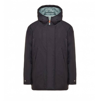 Save the Duck Cappotto Rain 4 Navy Blue