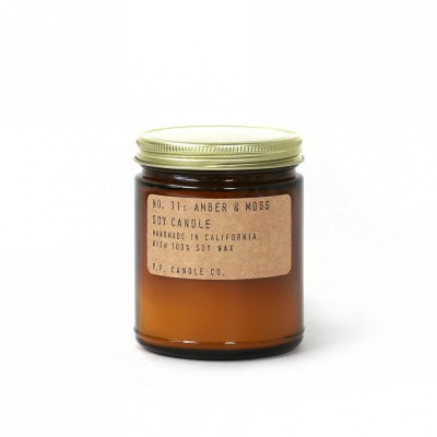 Candle & Co Amber Moss Standard