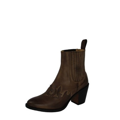 Tony Mora Boot Box Marron
