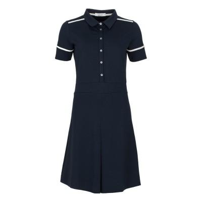 Le Pep Dress Alysia Navy