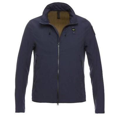 Foto van Blauer Softshell Sports Jacket Blue