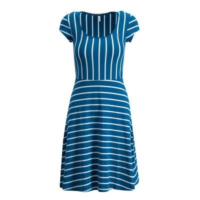 Foto van Blutsgeschwister Logo Stripe Dress Free Stripe