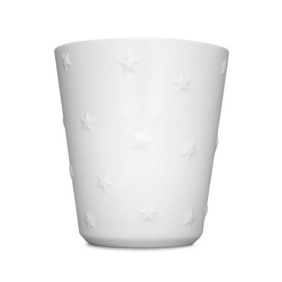 Fabienne Chapot Mug Without Ear White Stars