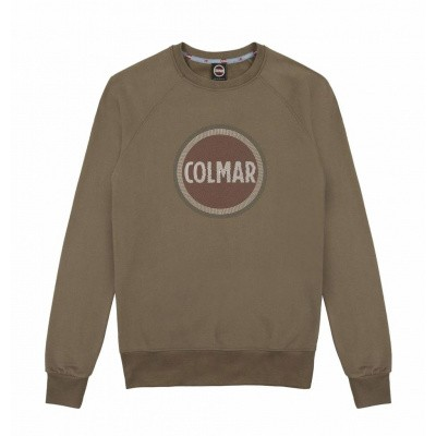 Foto van Colmar Round-Neck Sweatshirt With Rubber Print