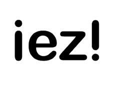 Afbeelding van het merk IEZ!
