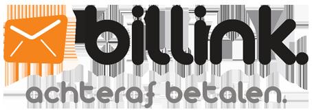 Logo van betaalmogelijkheid Billink