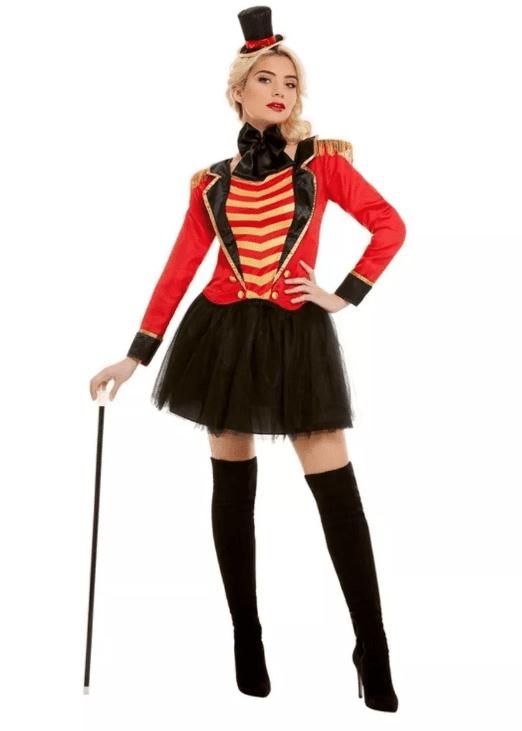 Circusdirecteur dames