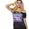 Afbeelding van Jaren 80 shirt dames
