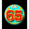 Afbeelding van Button 65 jaar