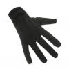 Afbeelding van Handschoenen katoen kort zwart luxe (Piet)
