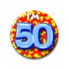 Afbeelding van Button 50 jaar