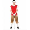 Afbeelding van Golf kostuum Tiger Woods